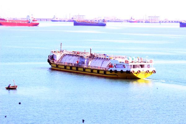 Cung cấp máy chính cho tàu LPG 1200m3