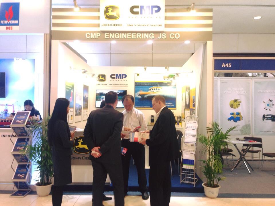 CMP VIETSHIP EXHIBITION JOINT STOCK COMPANY
